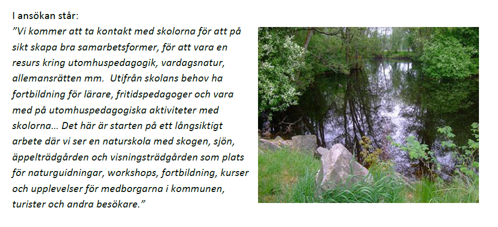 Blogginlägg Naturskola & Natursnokar 2