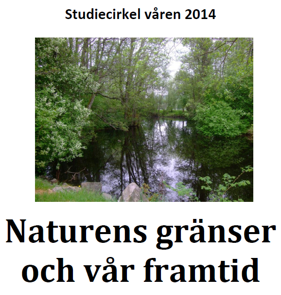 Studiecirkel - Naturens gränser 3
